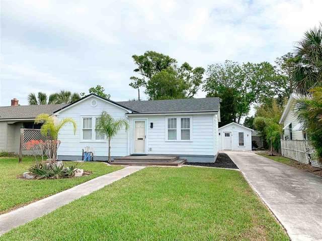 404 Flagler Blvd, St Augustine, FL 32080 (MLS #194617) :: Noah Bailey Group
