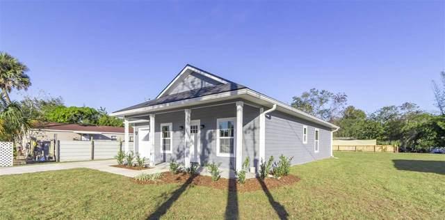 616 W 16th St, St Augustine, FL 32080 (MLS #194624) :: Noah Bailey Group