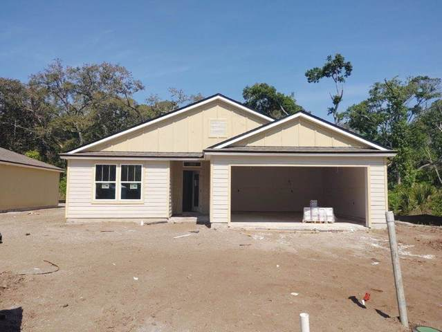 323 Chasewood Drive, St Augustine, FL 32095 (MLS #194638) :: Noah Bailey Group