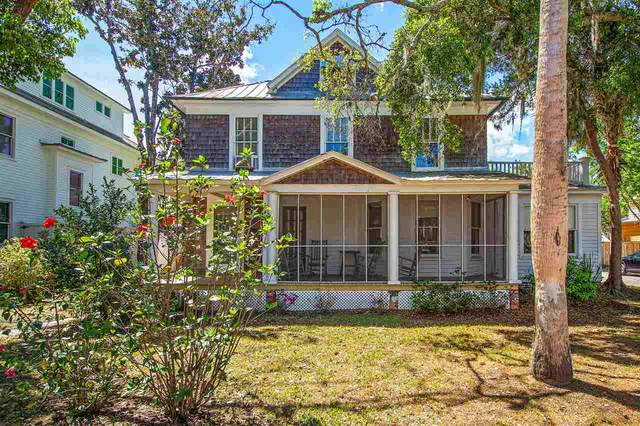 40 Water Street, St Augustine, FL 32084 (MLS #194650) :: Memory Hopkins Real Estate