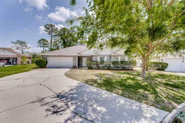 749 Palm Hammock Cir, St Augustine, FL 32095 (MLS #194676) :: The DJ & Lindsey Team