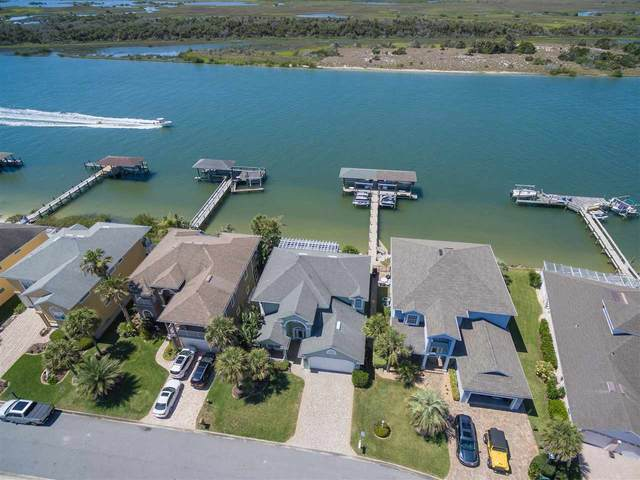 9225 July Ln, St Augustine, FL 32080 (MLS #194788) :: Bridge City Real Estate Co.