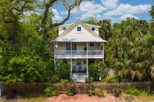 102 South Street, St Augustine, FL 32084 (MLS #194801) :: Better Homes & Gardens Real Estate Thomas Group