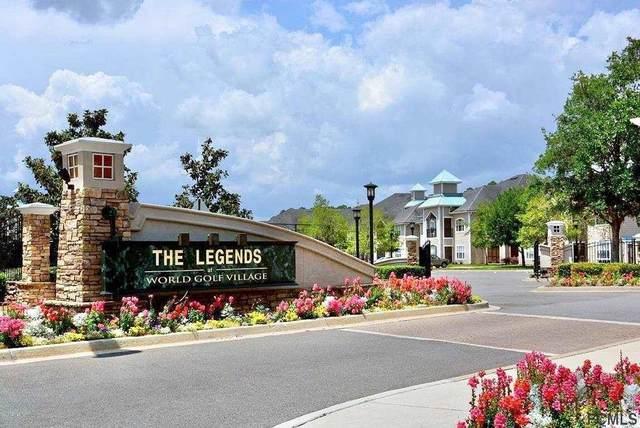 135 Legendary Dr. #203, St Augustine, FL 32092 (MLS #194808) :: Memory Hopkins Real Estate