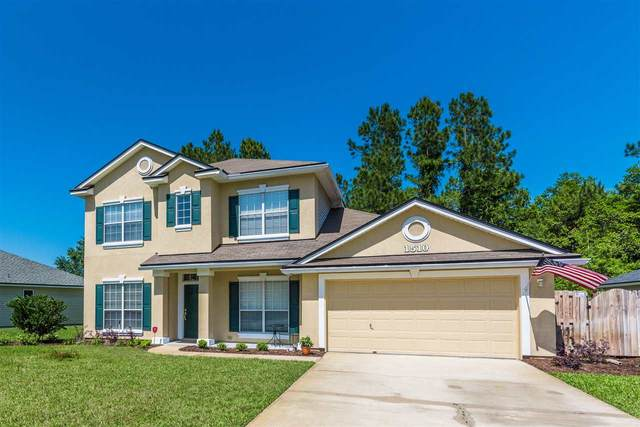 1510 Timber Trace Drive, St Augustine, FL 32092 (MLS #194810) :: The DJ & Lindsey Team