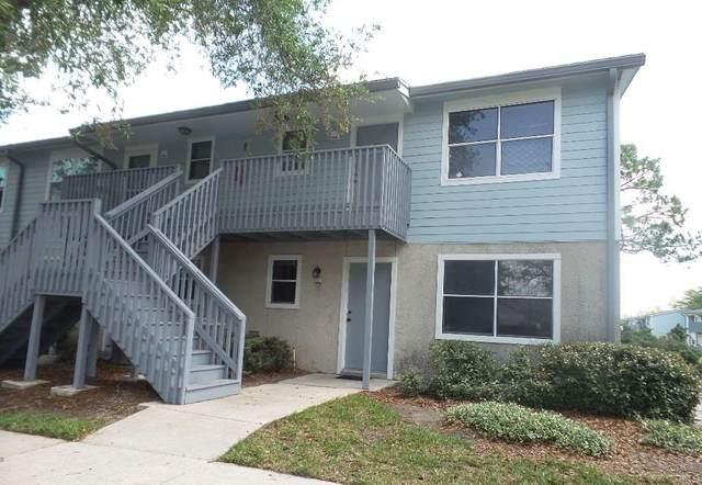 700 W Pope Rd B16, St Augustine, FL 32080 (MLS #194903) :: Memory Hopkins Real Estate