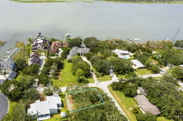 0 Wahoo, St Augustine, FL 32084 (MLS #194904) :: Bridge City Real Estate Co.