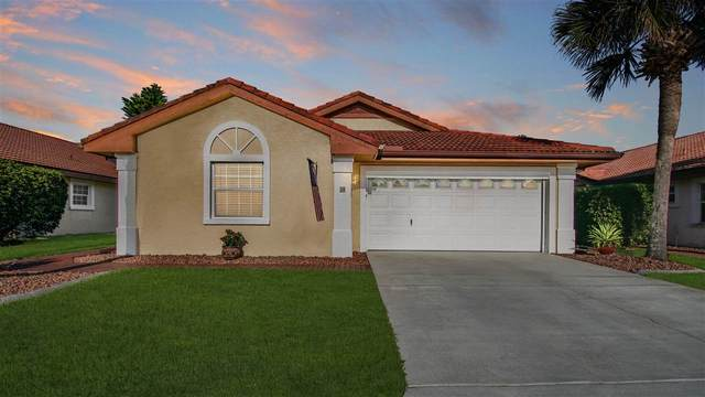 28 San Rafael Ct, Palm Coast, FL 32137 (MLS #194990) :: Memory Hopkins Real Estate