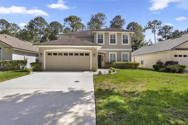 1237 Splendid Ravine St, St Augustine, FL 32092 (MLS #194995) :: Memory Hopkins Real Estate