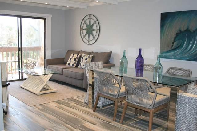 880 A1a Beach Blvd. - Furnished #3218, St Augustine Beach, FL 32080 (MLS #195033) :: Memory Hopkins Real Estate