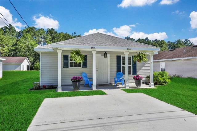 560 Fern Ave, St Augustine, FL 32084 (MLS #195131) :: Memory Hopkins Real Estate