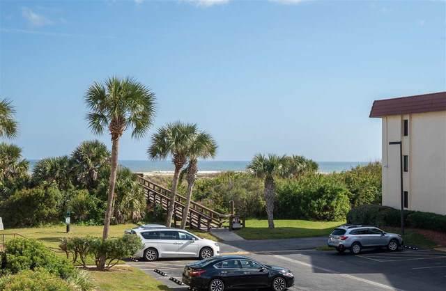 880 A1a Beach Blvd #5212, St Augustine Beach, FL 32080 (MLS #195143) :: Memory Hopkins Real Estate
