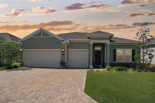 49 Trumpco Dr, St Augustine, FL 32092 (MLS #195145) :: Memory Hopkins Real Estate