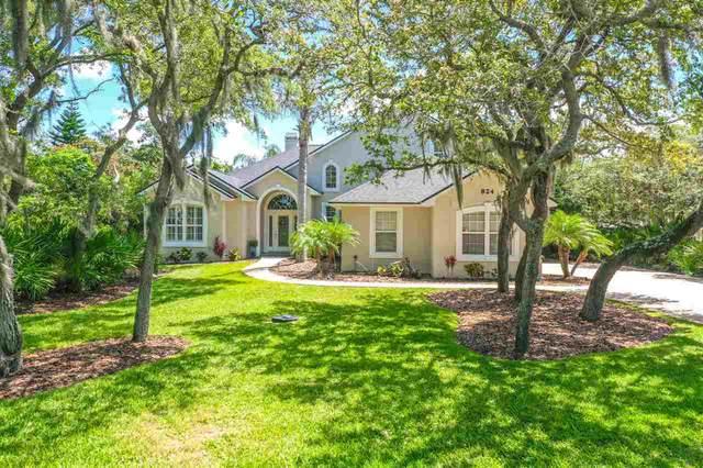 824 Kalli Creek Lane, St Augustine, FL 32080 (MLS #195195) :: Bridge City Real Estate Co.