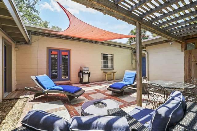 64 Dolphin Dr, St Augustine, FL 32080 (MLS #195207) :: Bridge City Real Estate Co.