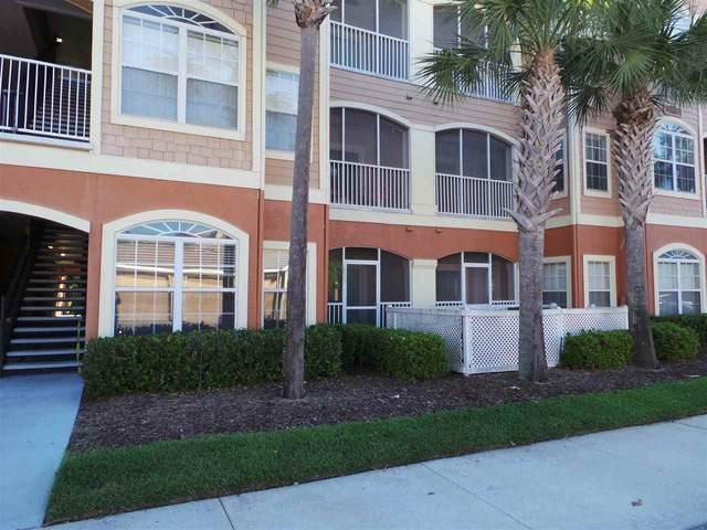 285 Old Village Center Cir. Unit 5107, St Augustine, FL 32084 (MLS #195227) :: Memory Hopkins Real Estate
