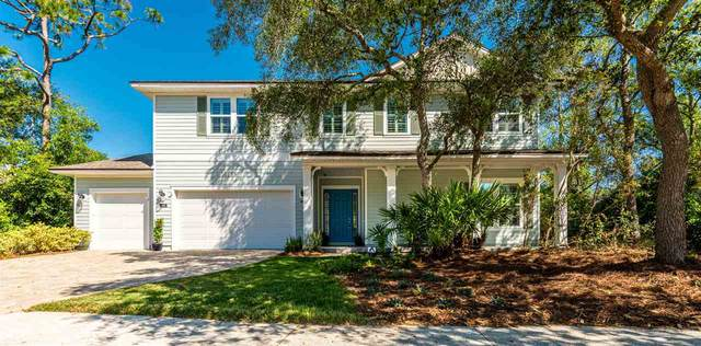 221 History Place, St Augustine, FL 32095 (MLS #195323) :: Noah Bailey Group