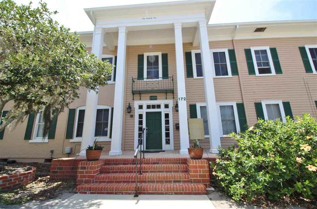 172 Cordova Street #1, St Augustine, FL 32084 (MLS #195328) :: Memory Hopkins Real Estate