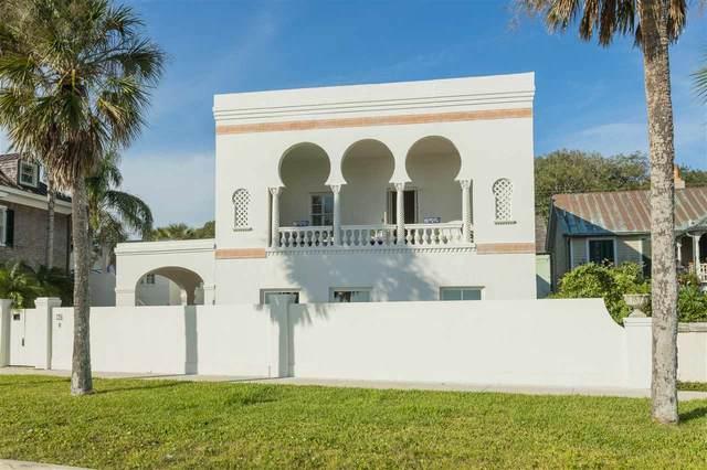 174 Avenida Menendez, St Augustine, FL 32084 (MLS #195333) :: Bridge City Real Estate Co.