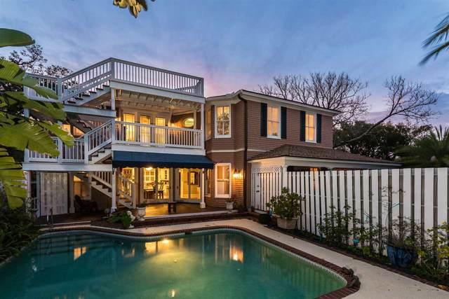 139 Marine Street, St Augustine, FL 32084 (MLS #195353) :: Bridge City Real Estate Co.