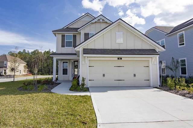 161 Foxcross Ave, St Augustine, FL 32092 (MLS #195359) :: 97Park
