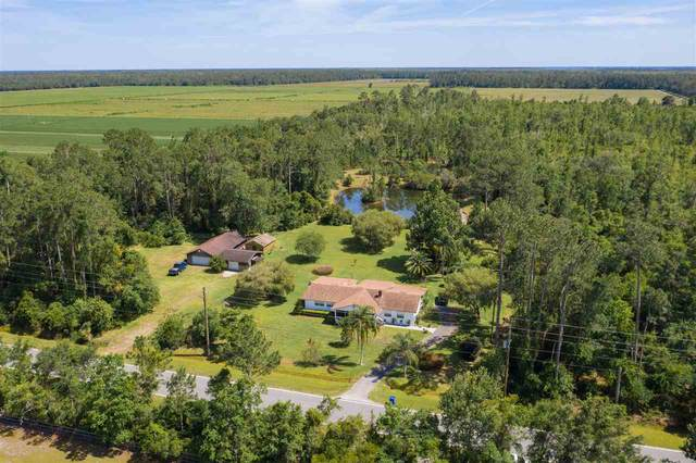8055 County Road 208, St Augustine, FL 32092 (MLS #195384) :: Bridge City Real Estate Co.