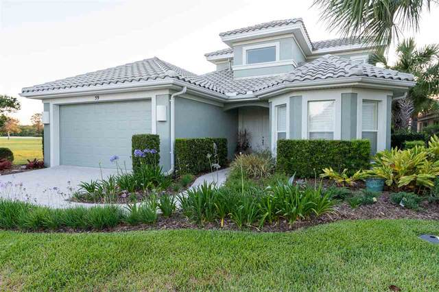 59 Kingfisher Lane, Palm Coast, FL 32137 (MLS #195388) :: The Newcomer Group
