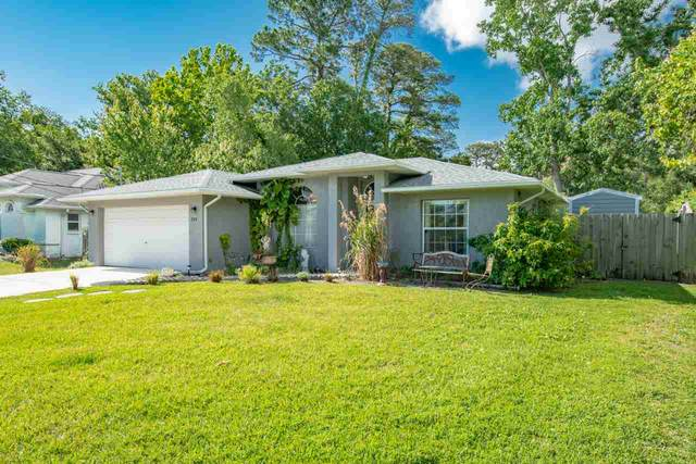 224 Yale Rd, St Augustine, FL 32086 (MLS #195390) :: Bridge City Real Estate Co.
