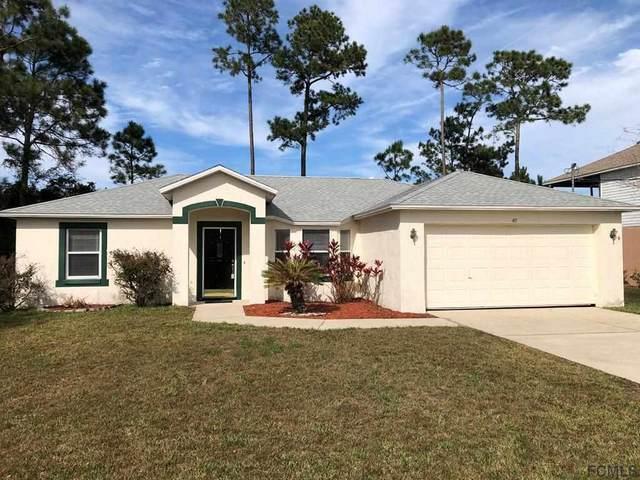 40 Buffalo Meadow Lane, Palm Coast, FL 32137 (MLS #195401) :: Bridge City Real Estate Co.