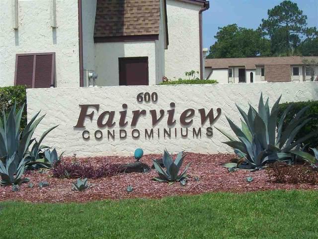 600 Domenico Circle A-11, St Augustine, FL 32086 (MLS #195404) :: Memory Hopkins Real Estate