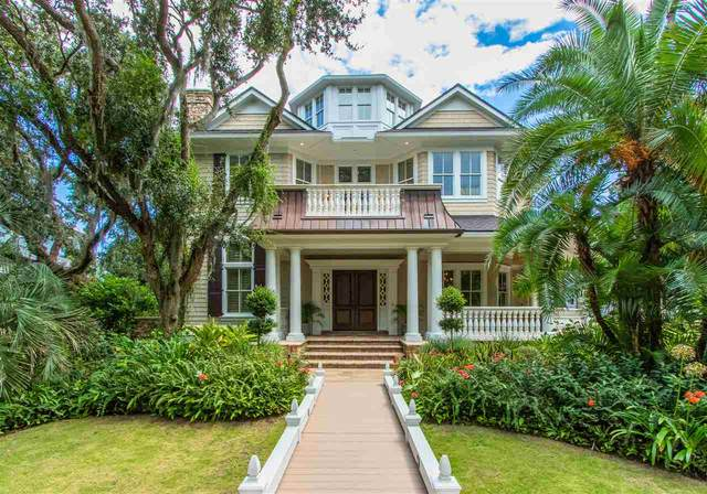 924 Ocean Palm Way, St Augustine Beach, FL 32080 (MLS #195412) :: Bridge City Real Estate Co.
