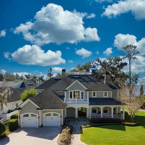 156 River Plantation Rd, St Augustine, FL 32092 (MLS #195413) :: 97Park