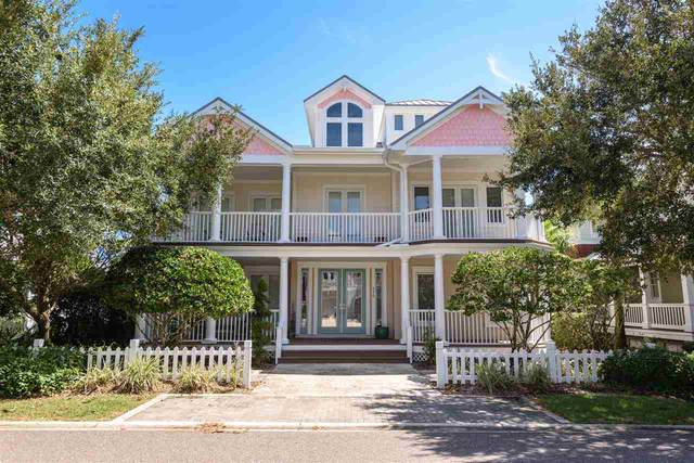 436 Ocean Grove Circle, St Augustine Beach, FL 32080 (MLS #195424) :: Keller Williams Realty Atlantic Partners St. Augustine