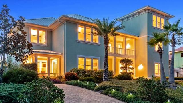 888 Ocean Palm Way, St Augustine, FL 32080 (MLS #195431) :: Bridge City Real Estate Co.