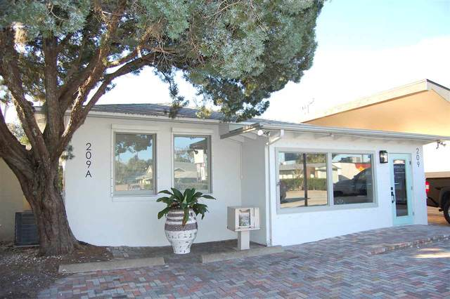 209 Anastasia Blvd., St Augustine, FL 32080 (MLS #195434) :: Memory Hopkins Real Estate