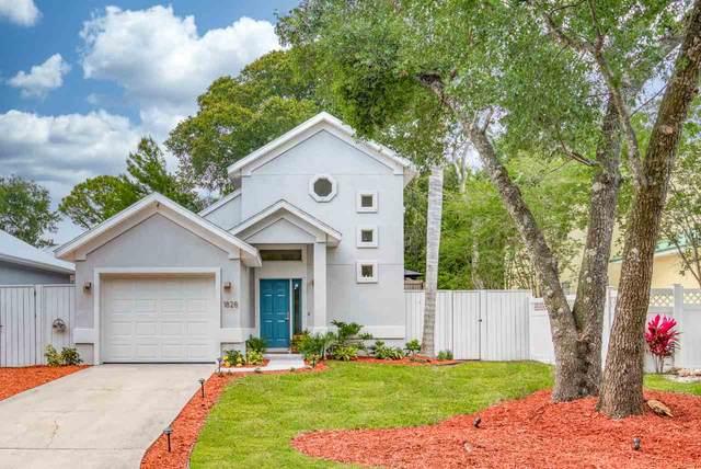 1828 Castile Street, St Augustine, FL 32080 (MLS #195480) :: Bridge City Real Estate Co.