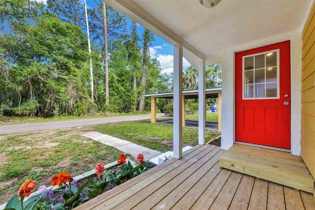 532 Tenant Lane, St Augustine, FL 32084 (MLS #195502) :: Keller Williams Realty Atlantic Partners St. Augustine