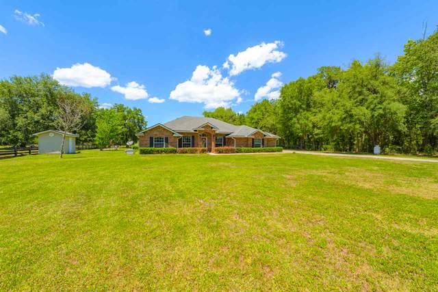 264 Palmetto Bluff Rd, Palatka, FL 32177 (MLS #195512) :: Bridge City Real Estate Co.