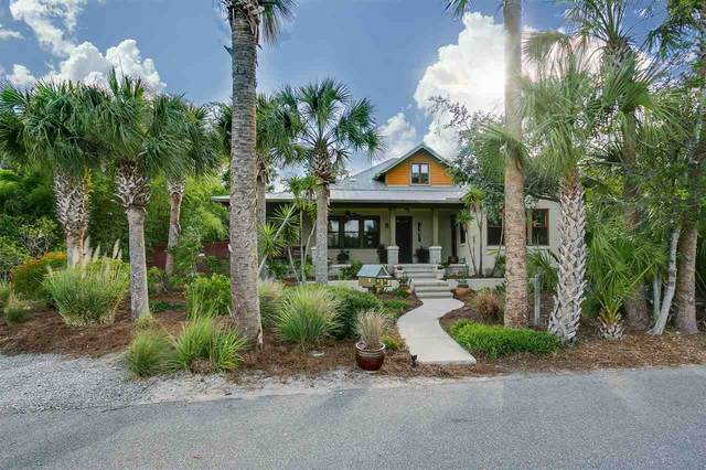 154 Washington St, St Augustine, FL 32084 (MLS #195521) :: Better Homes & Gardens Real Estate Thomas Group