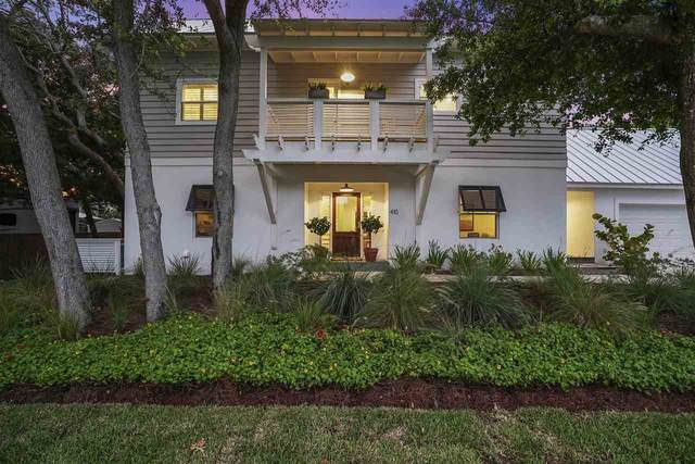 410 Eleventh Street, St Augustine, FL 32084 (MLS #195527) :: Bridge City Real Estate Co.