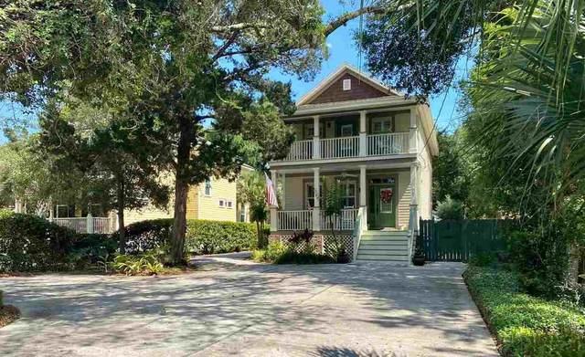 21 E Casanova Road, St Augustine, FL 32080 (MLS #195535) :: The DJ & Lindsey Team