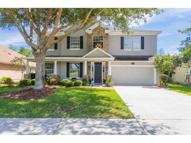 1098 Garrison Drive, St Augustine, FL 32092 (MLS #195543) :: 97Park