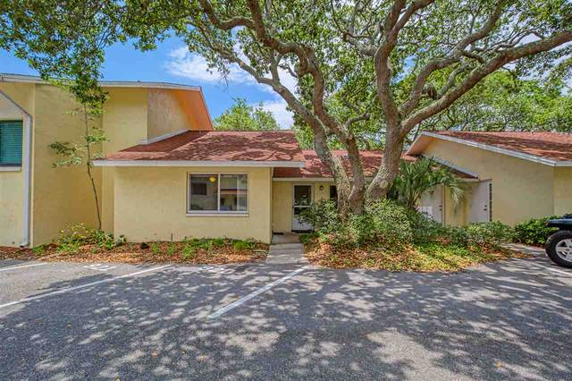3960 S A1a, St Augustine, FL 32080 (MLS #195546) :: Memory Hopkins Real Estate