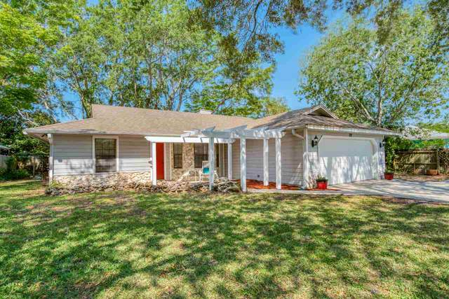 332 Shamrock Rd, St Augustine, FL 32086 (MLS #195548) :: Bridge City Real Estate Co.