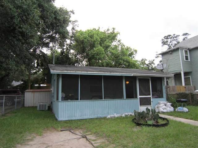 44 Lovett St, St Augustine, FL 32084 (MLS #195549) :: Bridge City Real Estate Co.