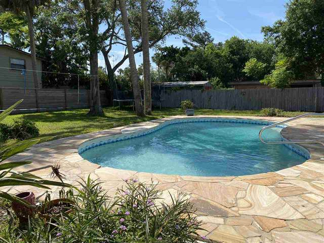 19 Solano Ave, St Augustine, FL 32080 (MLS #195554) :: 97Park