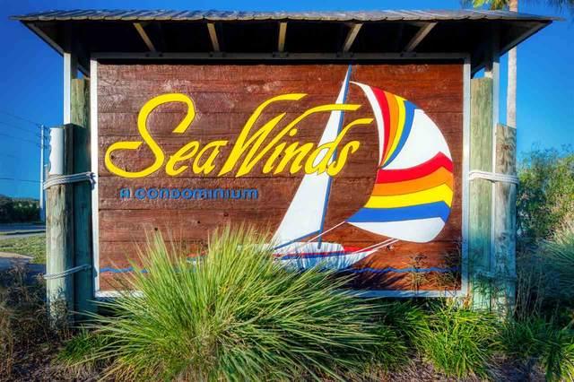 890 A1a Beach Blvd #47, St Augustine Beach, FL 32080 (MLS #195565) :: 97Park