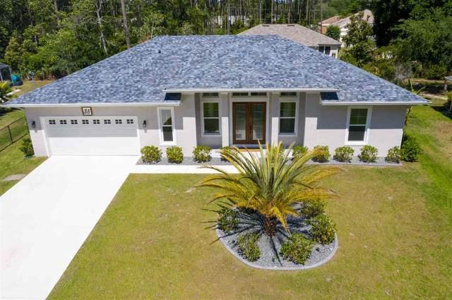 35 Beauford Lane, Palm Coast, FL 32137 (MLS #195581) :: Bridge City Real Estate Co.