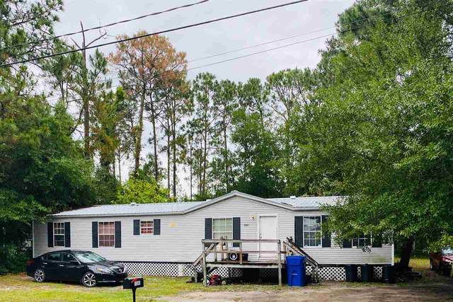 1080 Puryear St, St Augustine, FL 32084 (MLS #195582) :: Memory Hopkins Real Estate
