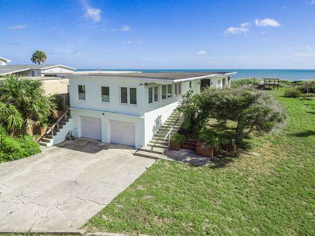 7112 A1a South, St Augustine, FL 32080 (MLS #195584) :: Memory Hopkins Real Estate